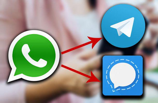 Ce trebuie să faci cu telefonul tău dacă treci de la Whatsapp la Signal sau Telegram. Este absolut necesar, nu se poate altfel
