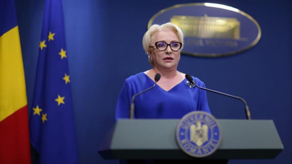 Nouă propunere de comisar, transmisă la Bruxelles. Anunțul făcut de Viorica Dăncilă