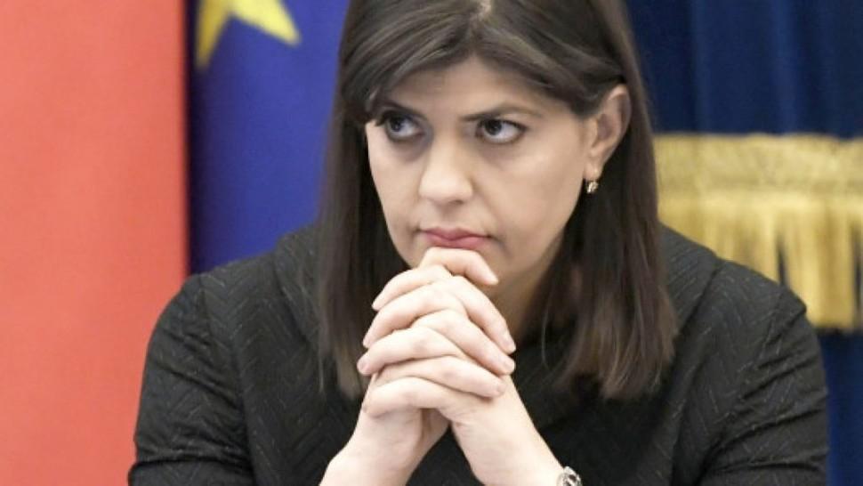 Laura Codruța Kovesi bagă spaima în europeni. Decizii fără precedent