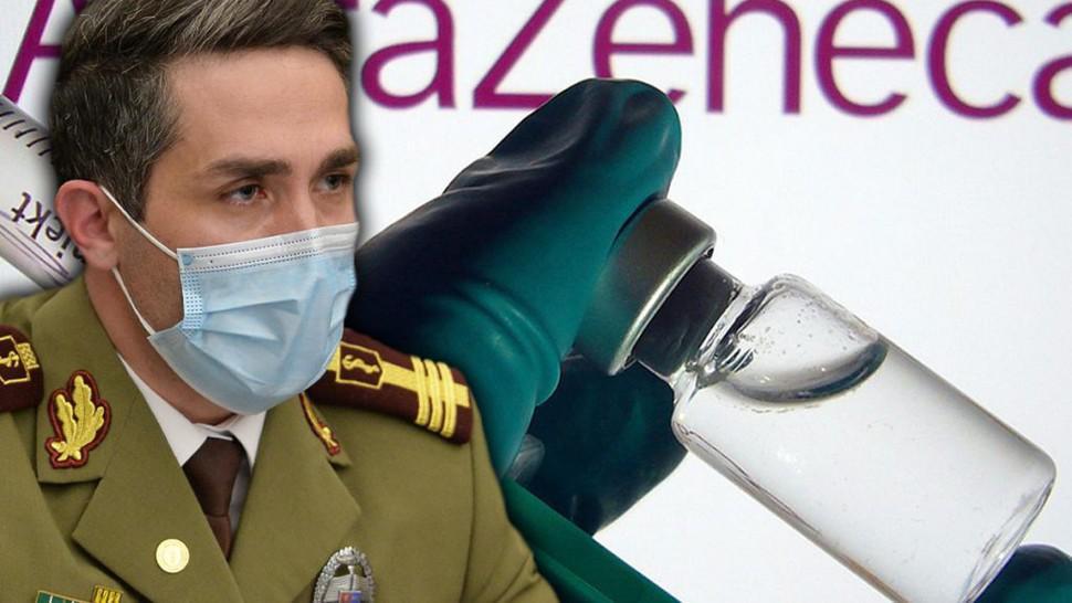 Condițiile în care rapelul cu AstraZeneca e anulat în România. Valeriu Gheorghiță a dat verdictul